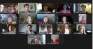 Erstes digitales ZOOM Meeting